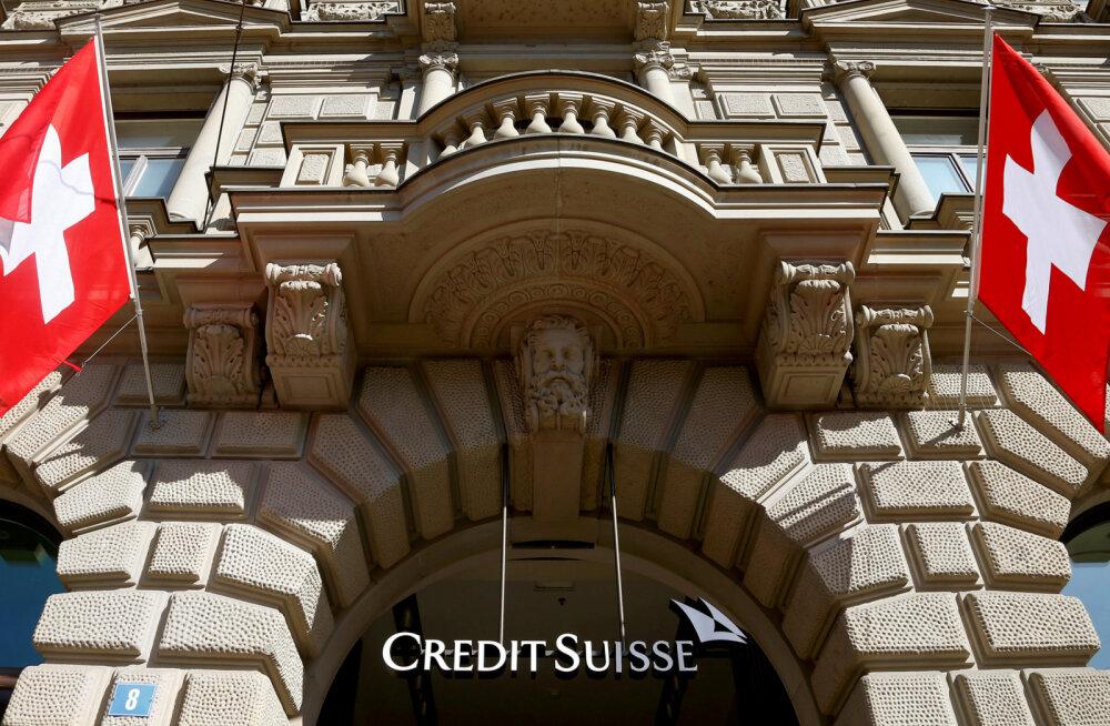 Šveitsi panganduskontsern külmutas hulga Vene miljardeid