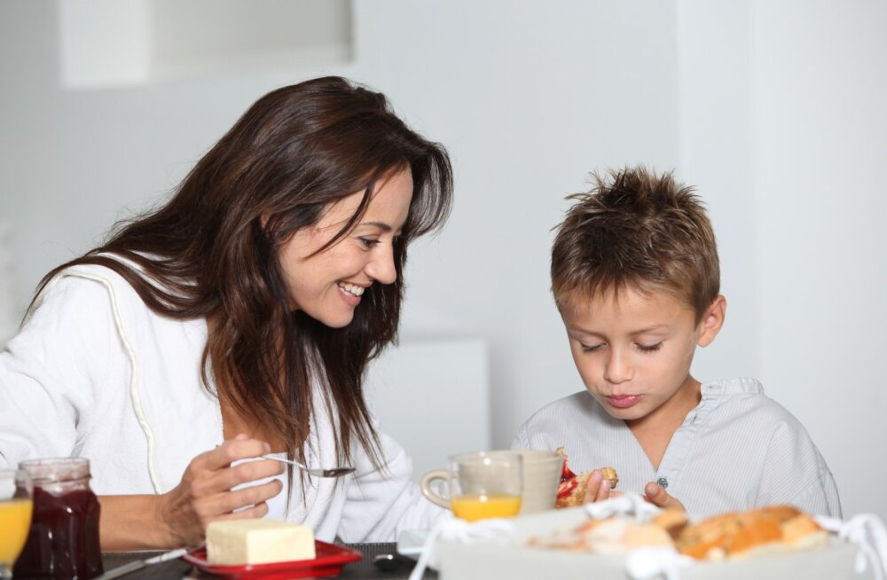 10 minuti tegevused, et oma lastega kontakti saada
