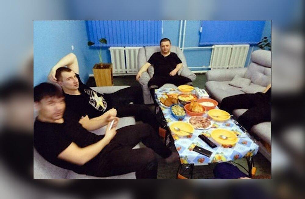 Prokuratuur: Vene massimõrvarile võimaldati vanglas pidev muretu elu peente toitude ja mugavustega