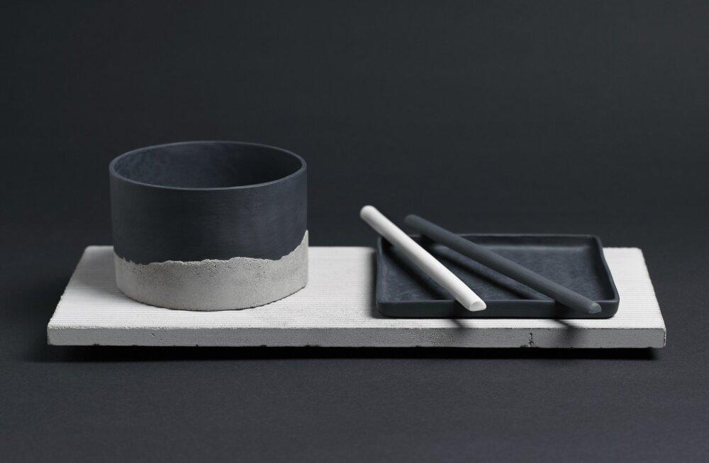 NID tutvustab Pariisi disaininädalal Eesti ja Soome keraamikat