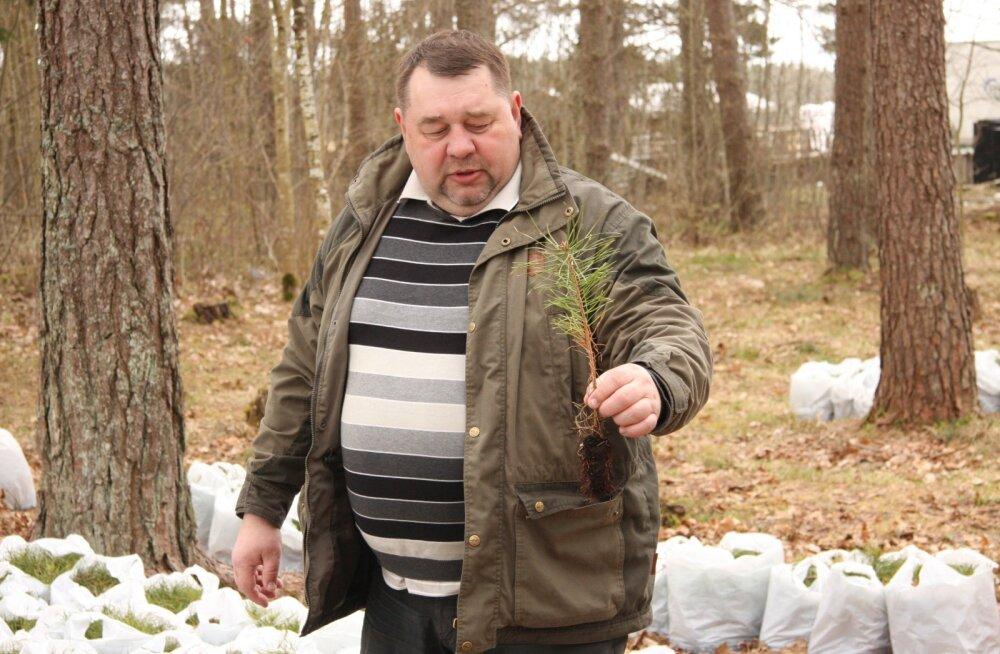 MEIE MAA | Eile kuulutati Eesti metsades välja erakorraline olukord