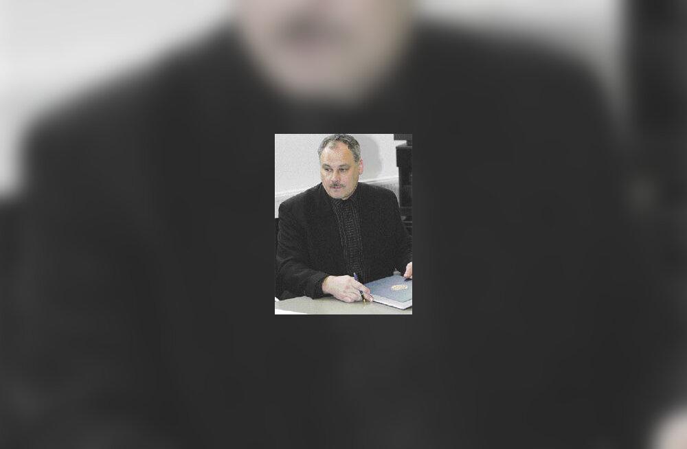 Jaan Toots soovitas oma sõbratari politseisse tööle