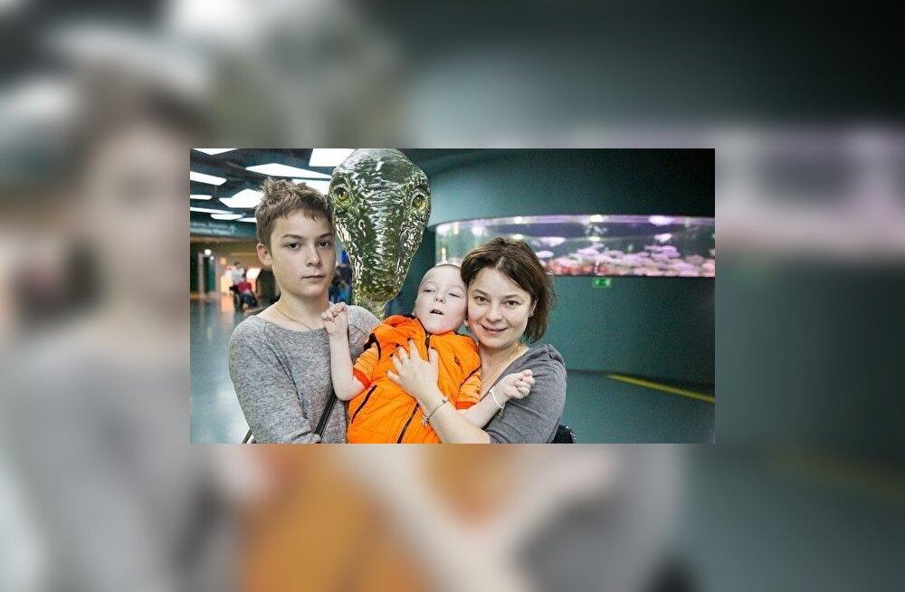 Jekaterina Konnovat ähvardab kuni kaheksa-aastane vangistus, sest ta üritas internetist poja jaoks ostetud ravimit taas maha müüa.