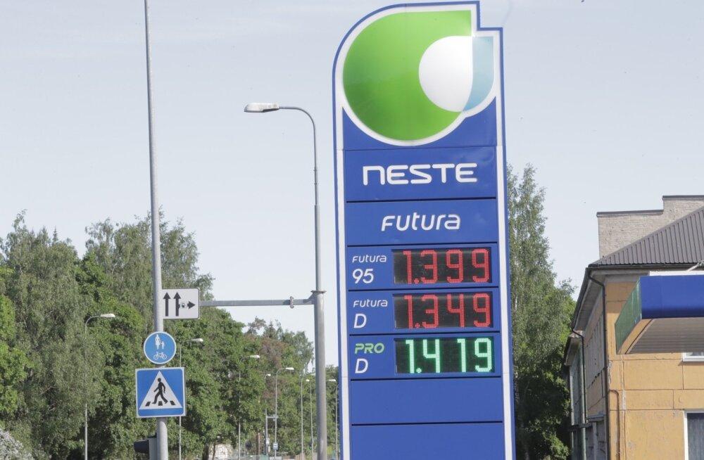 Nafta hind tõuseb. Kes kõrgemast nafta hinnast võidab ja kes kaotab?