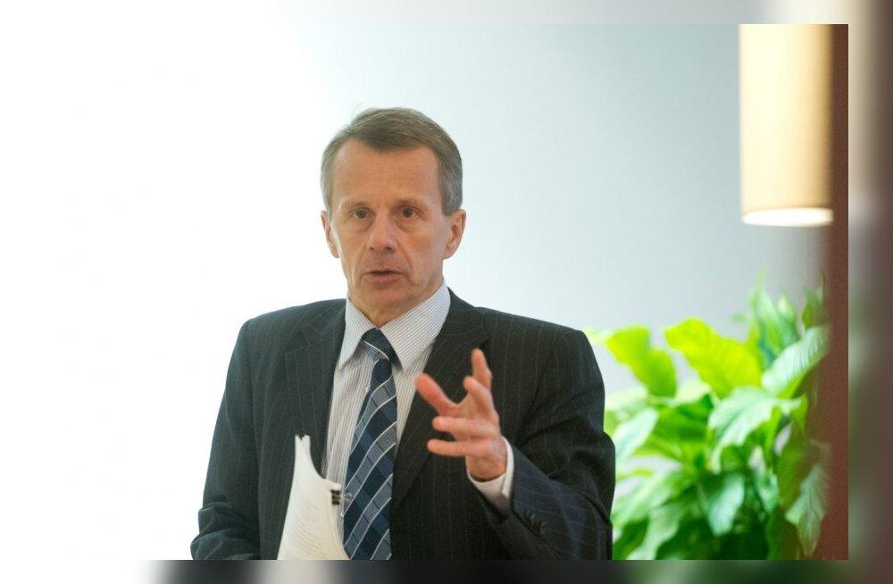 Jürgen Ligi: Männikule makstakse ideede ja tegude, mitte triviaalsete avalduste eest