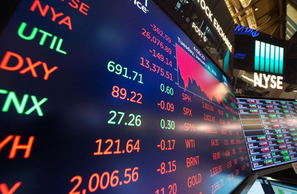 Miljardärist investor: ära rohkem riski!