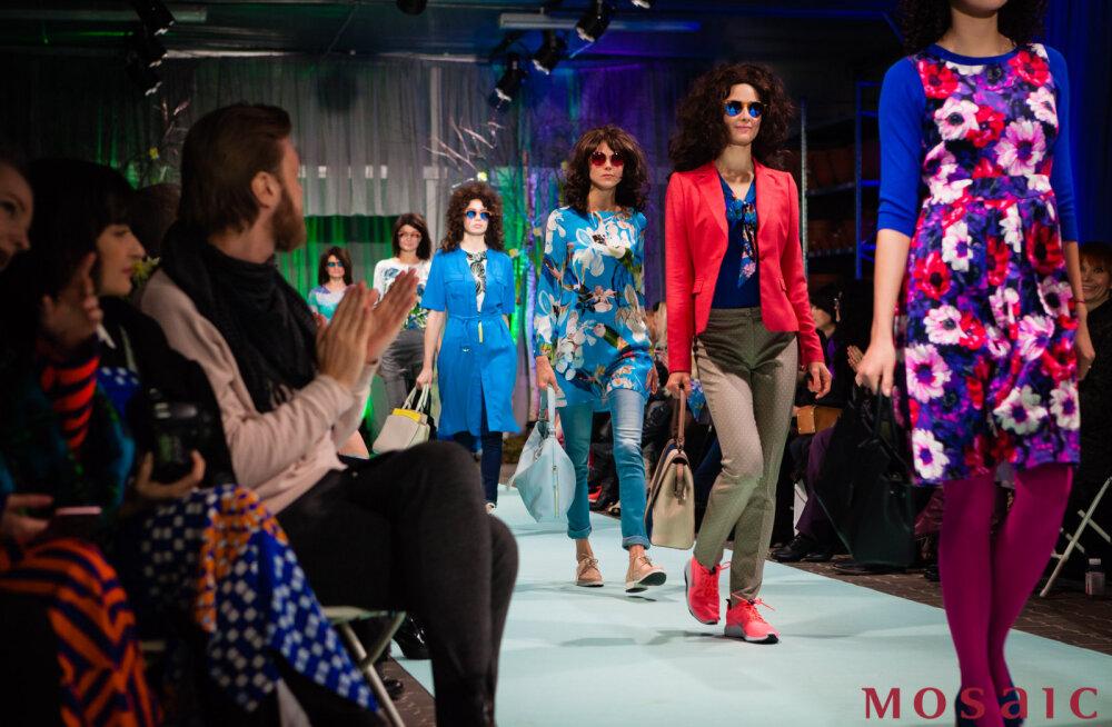 Весенняя мода 2017: яркие цвета, длинные жакеты, короткие брюки