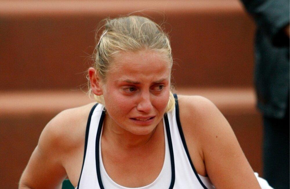 Jelena Dokic.