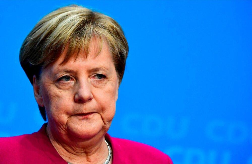 Saksamaa peab mõne aasta pärast leidma Angela Merkeli asemele uue liidukantsleri.