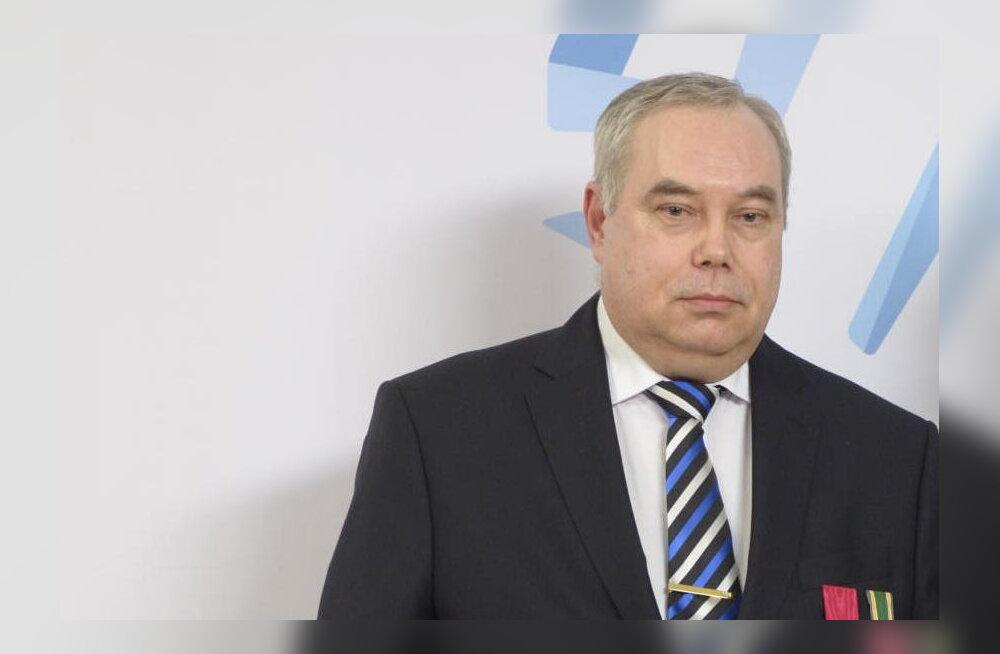 Narva linna valimiskomisjoni esimees Ants Liimets korruptsioonikahtlusega volinikest: lahkumisavaldusi ei ole