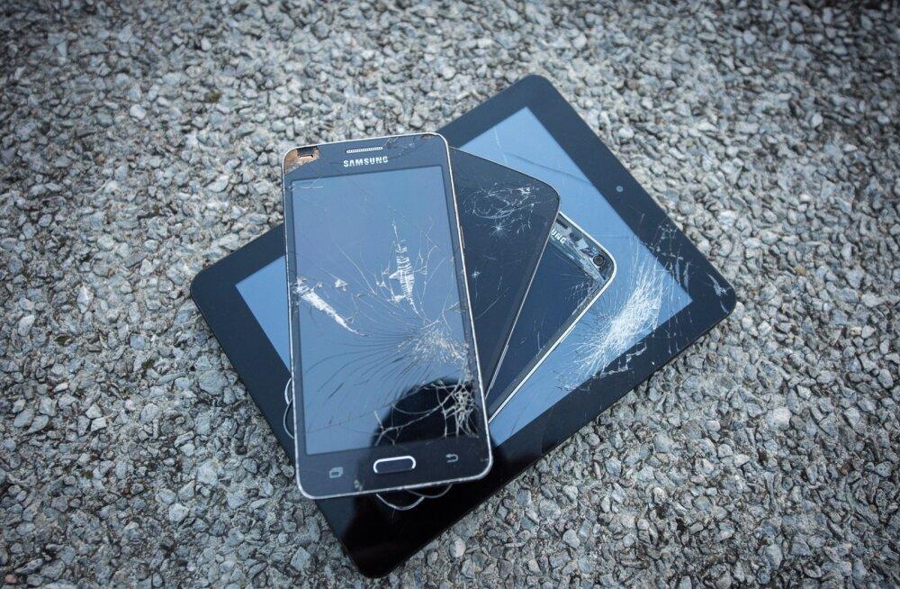 Jaanipäeva eel hea teada: mida telefon üle elab ja mida mitte