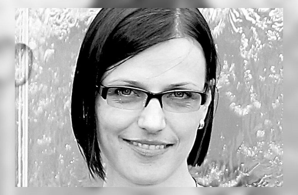 Anneli Ohvril: Kilekotijamast mõistusega