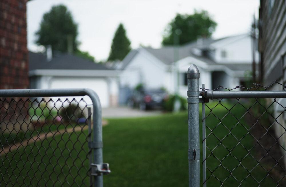 Uutmoodi kooselu - mitte naine ja mees, vaid majanaabrid