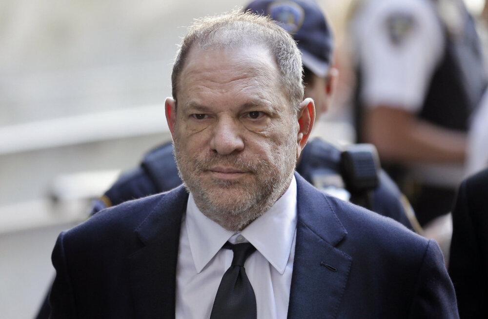 Polegi tegelikkuses süüdi? Harvey Weinsteini advokaadid leidsid 40 kirja, mis tõestavad, et mees pole väidetavat ohvrit vägistanud