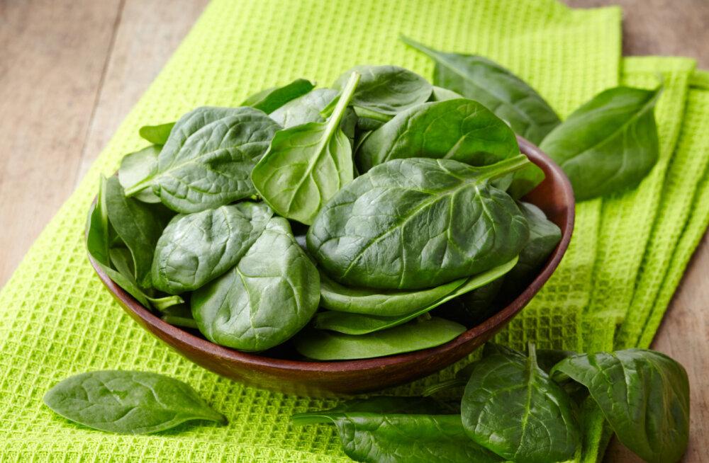 K-vitamiin aitab verel hüübida ja hoiab luud tugevad