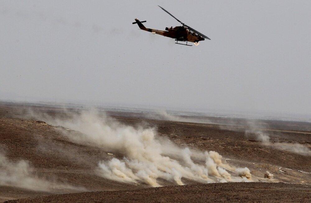 Saudi Araabias alla kukkunud helikopteris hukkus teadete järgi kõrgetasemeline prints