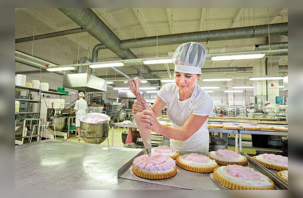Tartu leib ja tort külmutatuna müügile