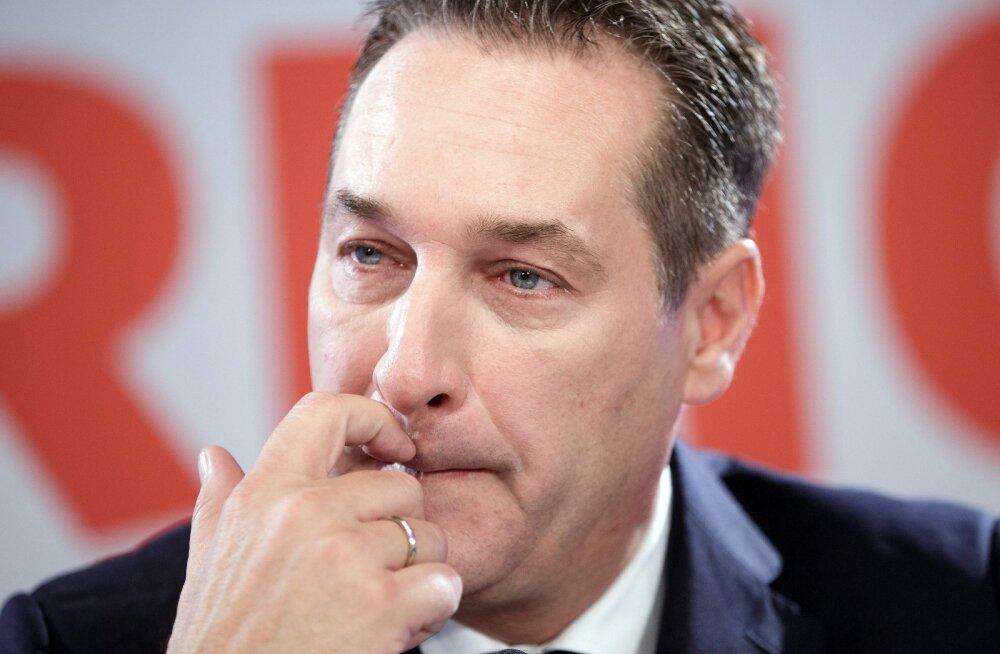 Austria paremäärmuslik Vabaduspartei sõlmis koostöölepingu Ühtse Venemaaga