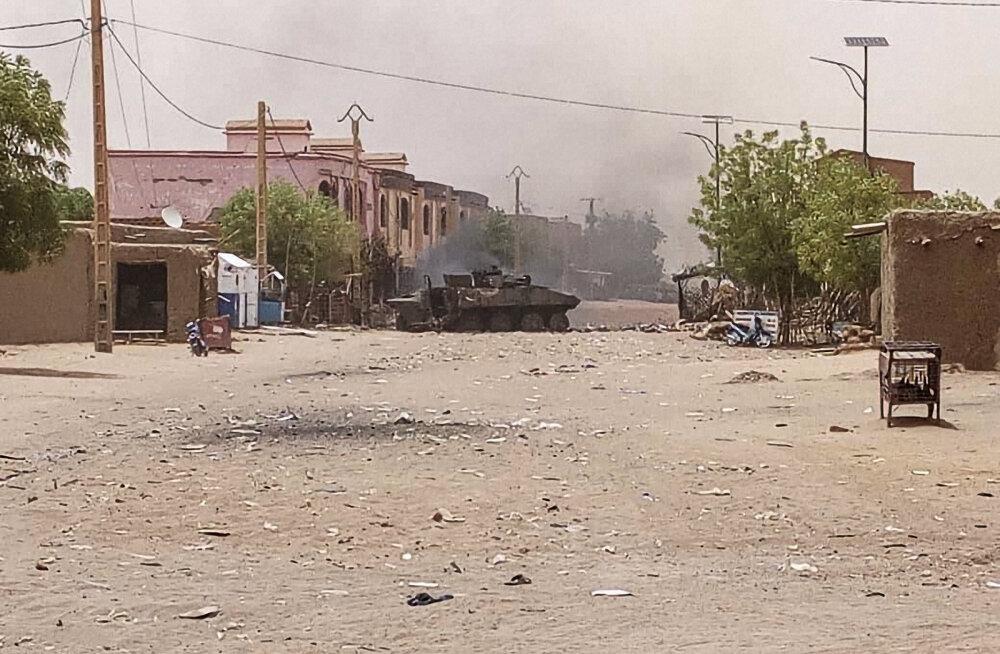 Мали: африканский филиал террора