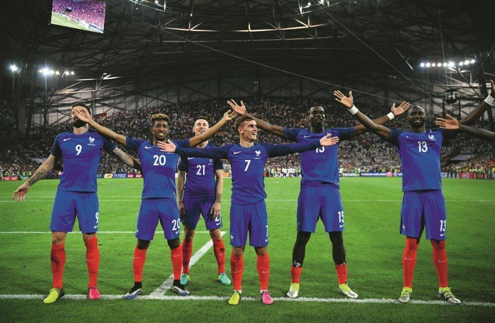 10 MÄNGUFAKTI | Prantsusmaa ja Belgia