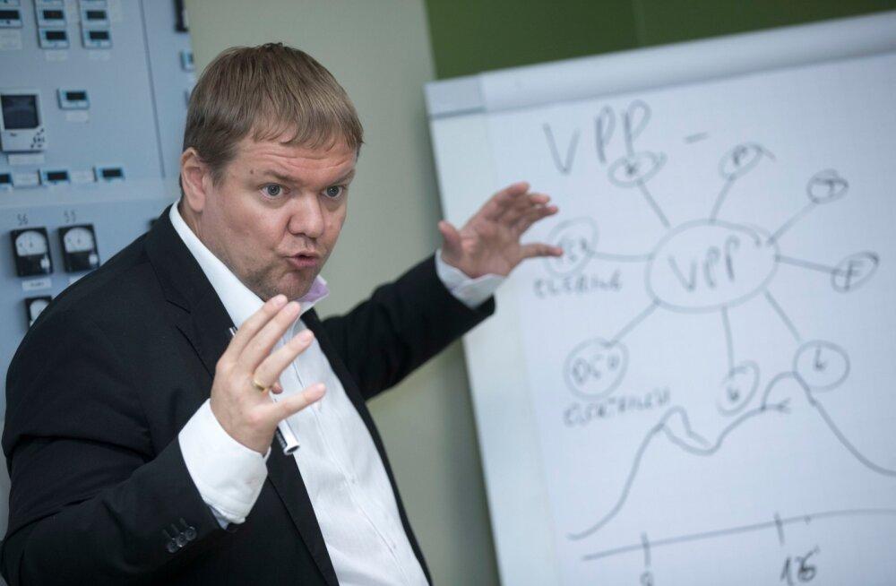 Eesti Energia energiakaubanduse juhi Charlie Viikbergi kinitusel lubab uus platvorm paindlikkuselt tulu teenida nii Eesti Energial kui ka klientidel.