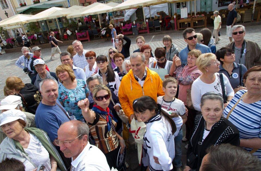 Эстония — одно из самых популярных направлений среди российских туристов