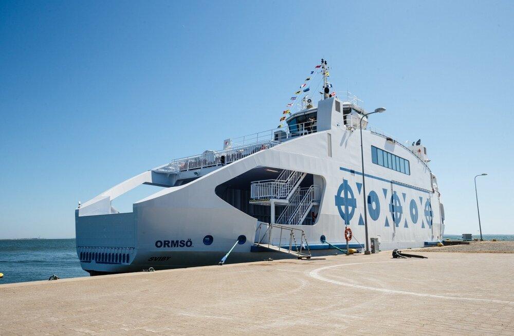 Henri Kaselo: ehitame silla mandrilt Vormsile, et viia laevaühendus Hiiumaaga sügavamasse vette