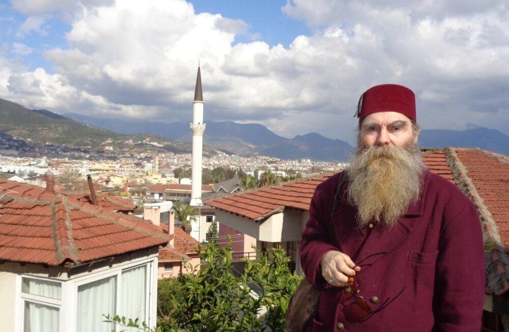 Türgi rahumeelne islam jättis Igor Mangile sõbraliku ja avatud mulje.