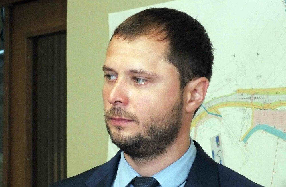 Aleksei Naumkin, Jõhvi volikogu esimees
