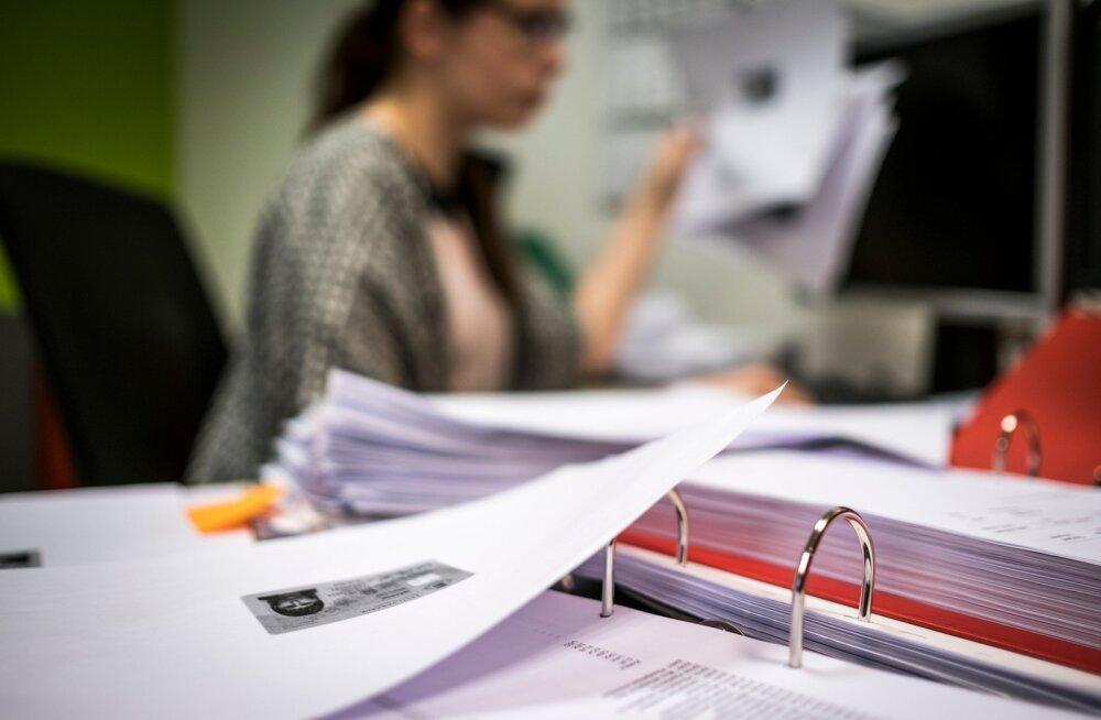 Комиссии Рийгикогу обсудят изменения в рабочей среде