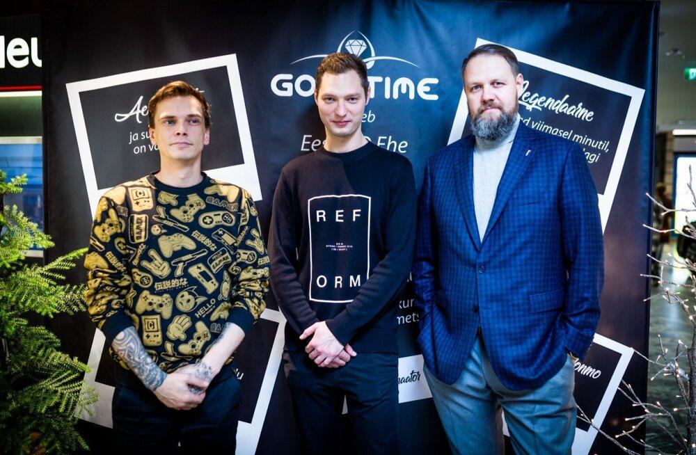 Eesti esimese 3d ehete kollektsiooni esitlus
