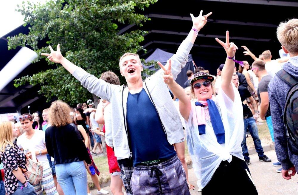 Weekend Festival Baltic 2015