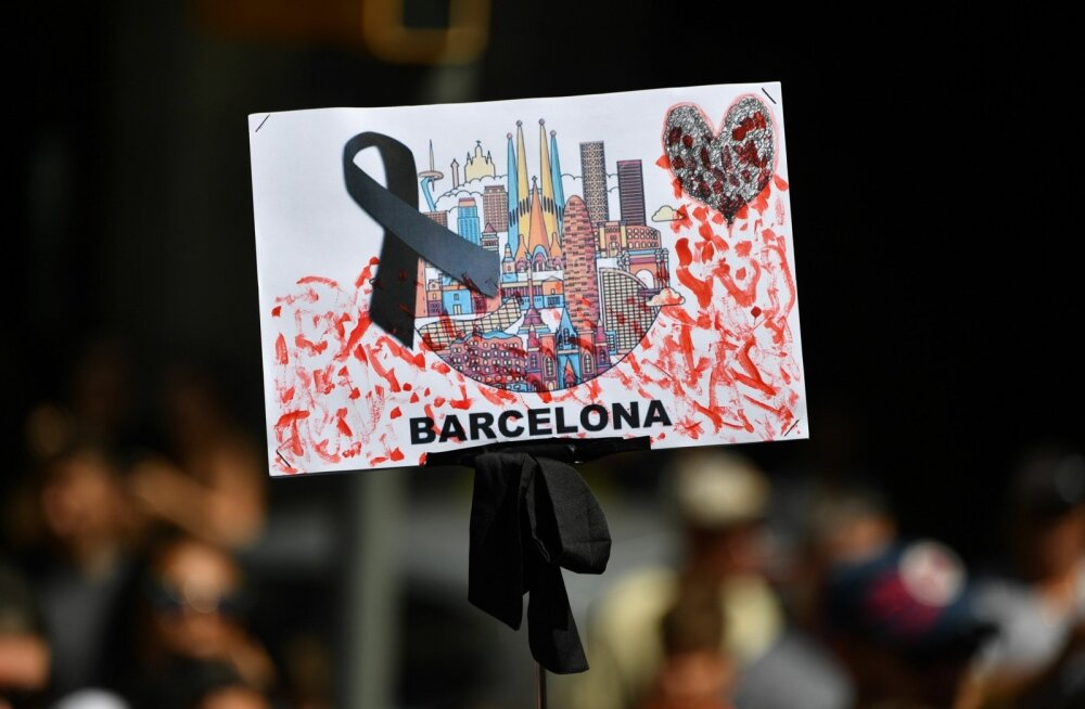 Barcelonas elavad eestlased: varem või hiljem pidi terrorirünnak ka siin toimuma