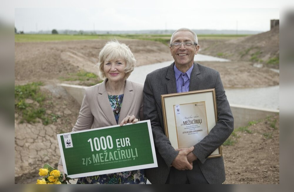 Läänemere-sõbralikus põllumajandamises näitavad tänavu eeskuju lätlased