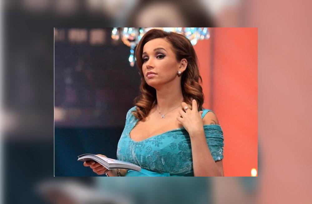 Телеведущая Анфиса Чехова: будь такой, как есть!