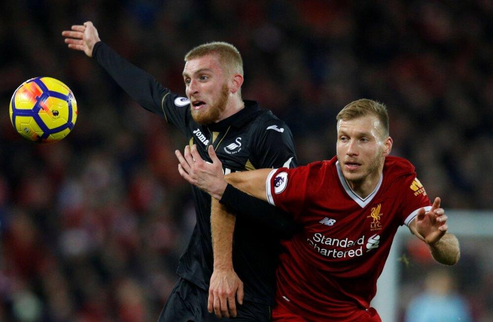 Liverpooli uudistelehe ajakirjanik: Klavanit ei hinnata, sest ta on eestlane