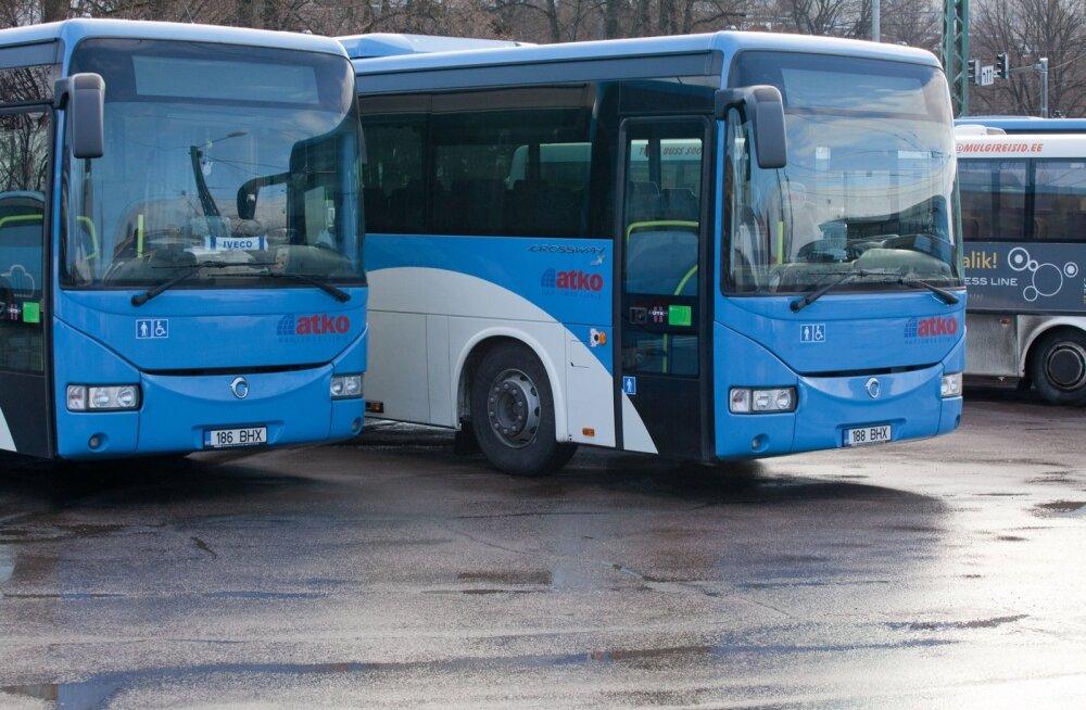 ATKO bussid