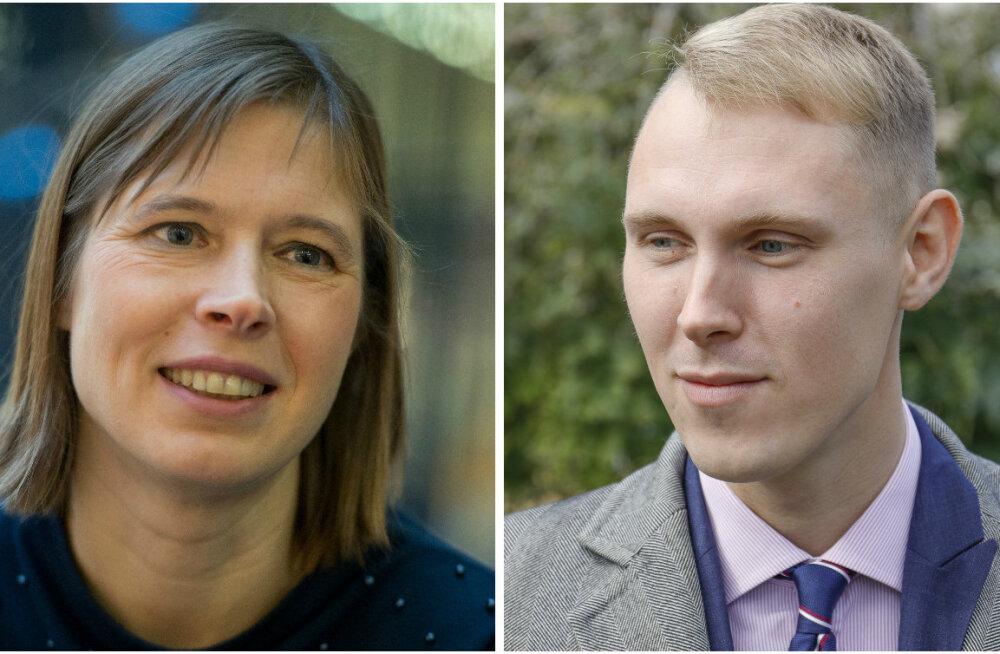 Ühe perekonna tähtis nädal: Eesti uueks presidendiks võib saada äsja abielu lahutanud Raimond Kaljulaiu poolõde