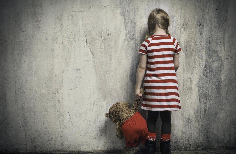 Kasvata oma last nii ja näed peagi, et täiskasvanuna vajub ta juba esimese raskuse all kokku