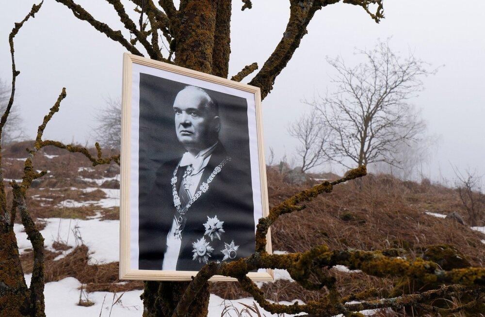 Konstantin Pätsi ausamba üle käinud suurt vaidlust ei mäleta aasta lõpus enam keegi...