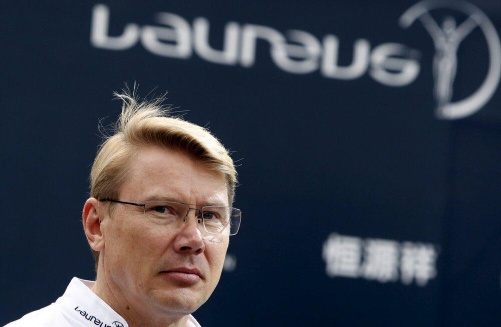 Mika Häkkinen tegi sümpaatse avalduse: kui Schumacheri poeg minu nõu vajab, olen alati valmis teda aitama