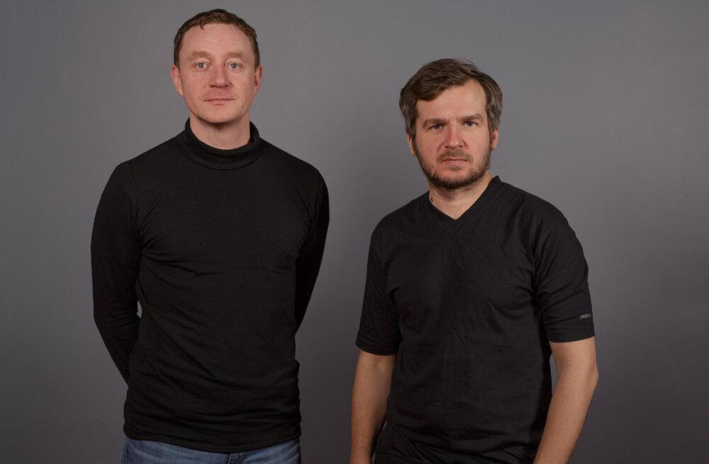 """Jaak Kilmi ja Kiur Aarma oma lavastusest """"Enne meid oli veeuputus"""": Õismäe on naljakas ja jabur koht"""