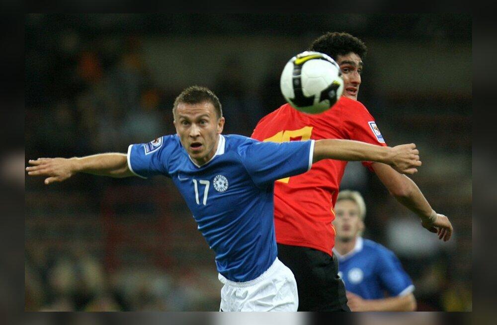 Enar Jääger mängib järgmisest hooajast Belgia kõrgliigas!