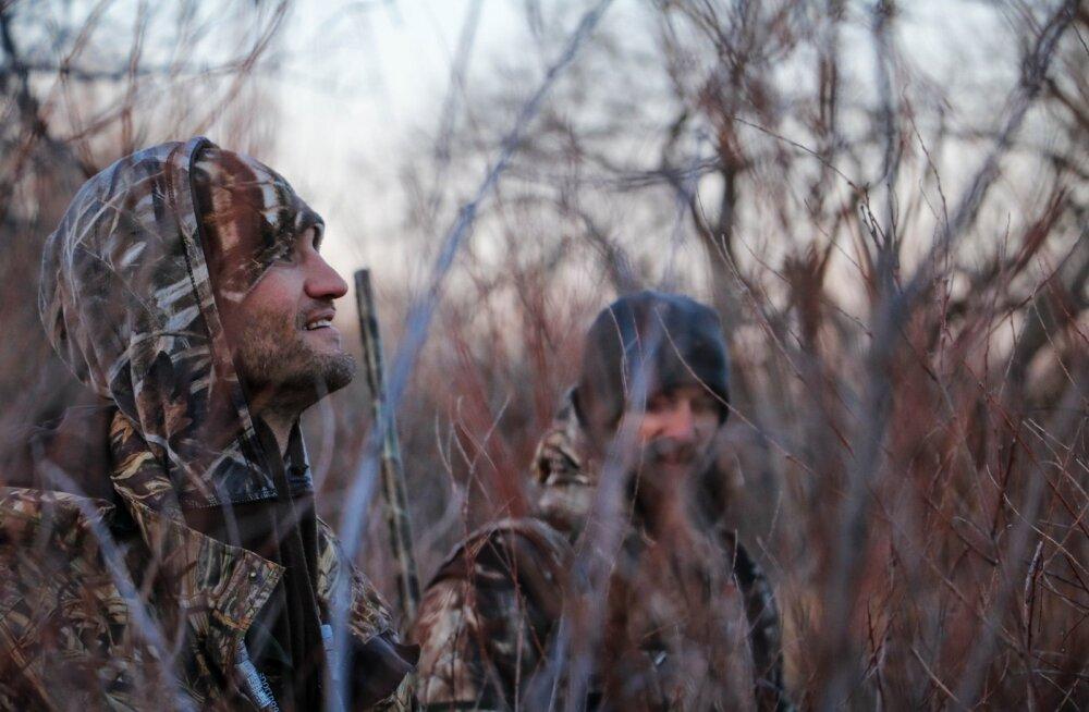 Ligi 40 välisjahimeeste koolitajat on läbinud kohustusliku linnujahialase koolituse