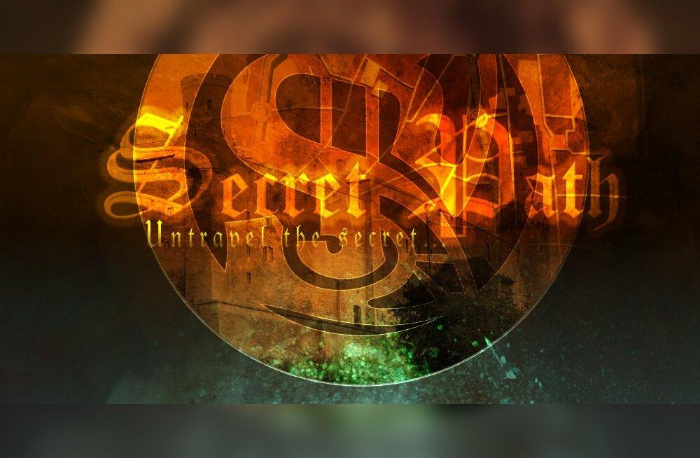 Secret Path Tallinn — запускается новая инновационная игра для познания Старого Города