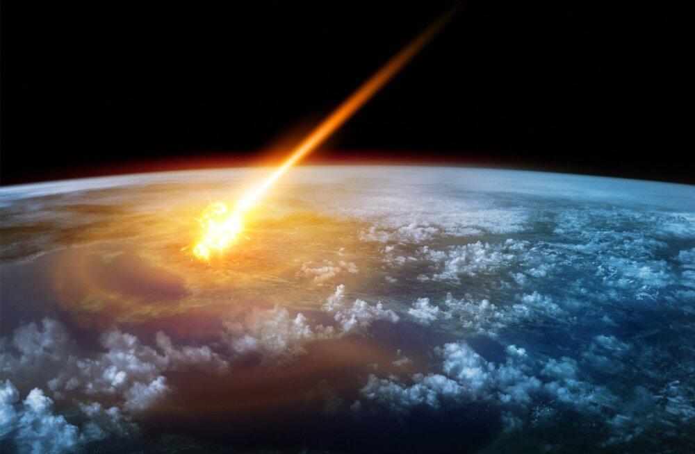 Kokkupõrge maapinnaga pole üldse suurim oht, mida mõni asteroid inimkonnale kujutab