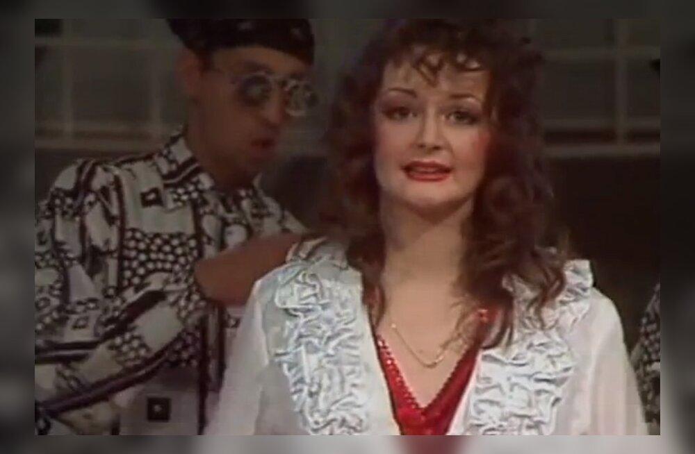 """Millega tegeleb """"Nukukese"""" lauljanna Tiiu Tulp täna?"""