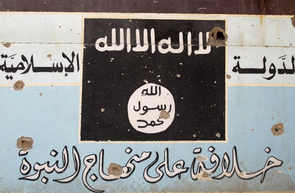 Islamiriigi ridades võitleb väidetavalt üle 3400 venemaalase
