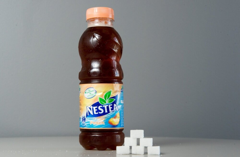 Kuhu kadus Nestea? Aastaid müügil olnud jäätee haihtus Eesti lettidelt nagu vits vette