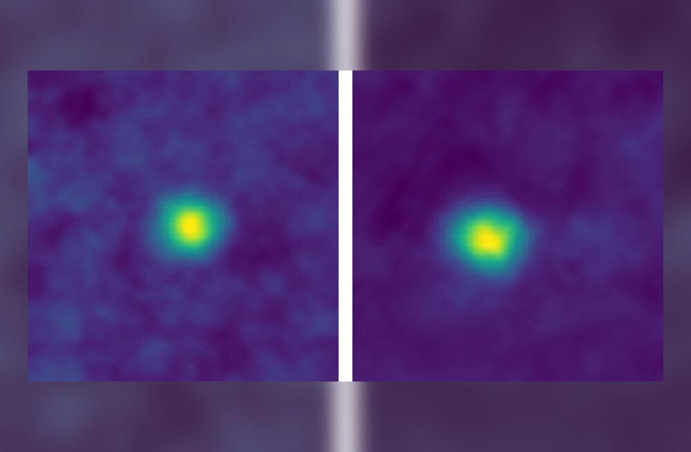 NASA jäädvustas pildile Maast kaugeima koha Päikesesüsteemis